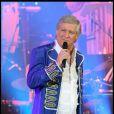 Patrick Sébastien enregistre l'émission  Les Années Bonheur , pour une diffusion le samedi 25 juin.