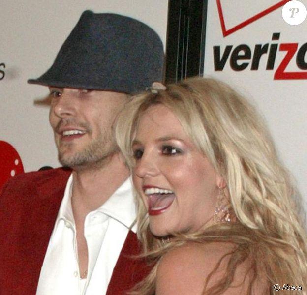 Britney Spears et son ex-mari Kevin Federline ont désormais la garde  partagée de leurs enfants Sean Preston et Jayden James.