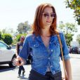 Kate Walsh fait du shopping chez Fred Segual. Los Angeles, 15 avril 2011