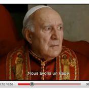"""""""Habemus Papam"""" : Michel Piccoli en pape rongé par le doute !"""