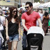 Johnny Knoxville : Le Jackass bichonne son fils et sa femme enceinte !