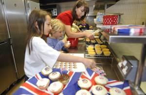 Mariage royal : Samantha Cameron se prend pour la pâtissière Fiona Cairns !