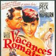 Audrey Hepburn dans Vacances romaines