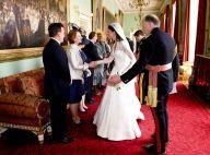 Mariage de William et Catherine : A Buckingham, une réception savoureuse !