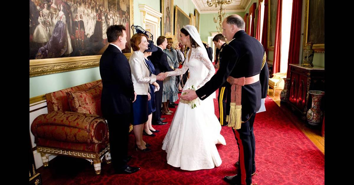Mariage De William Et Catherine A Buckingham Une