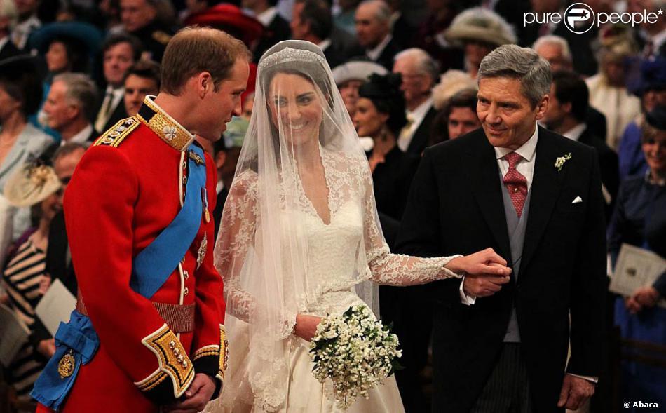 Un mariage princier qui coûte cher à la famille Middleton, plus de 250 000 livres sterling !