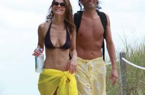Maria Menounos : La sublime actrice se dore la pilule avec son amoureux !