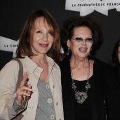 Nathalie Baye et Claudia Cardinale pour un bel hommage à Jean-Pierre Aumont...