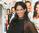 Paula Patton lors de l'avant-première de  Jumping the Broom , au Cinerama Dome d'Hollywood, à Los Angeles, le 4 mai 2011.