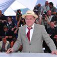 John C. Reilly lors du photocall de  We need to talk about Kevin , en sélection officielle au 64e Festival de Cannes, le 12 mai 2011.