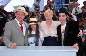 Cannes 2011 : Quand Tilda Swinton et John C. Reilly illuminent la Croisette !