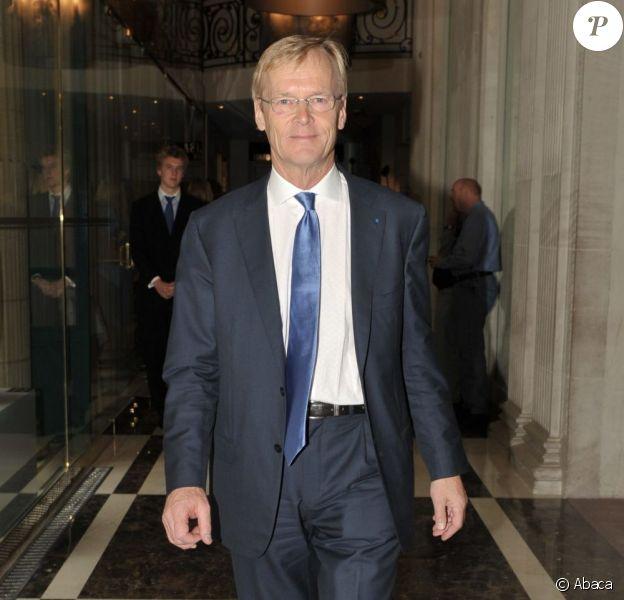 Ari Vatanen le 23 octobre 2009 à Paris. Ce 13 mai 2011, il a été accidenté avec son plus jeune fils Max en Corse.