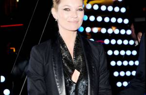 Kate Moss, en plein tournage, reste au top à 37 ans !
