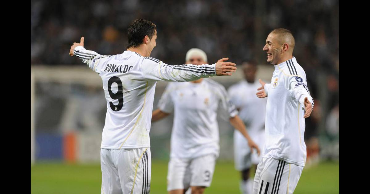 Rencontre real madrid