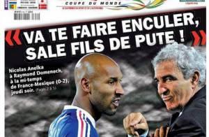 Nicolas Anelka contre L'Equipe: il réclame 150 000 euros et prépare ses témoins!