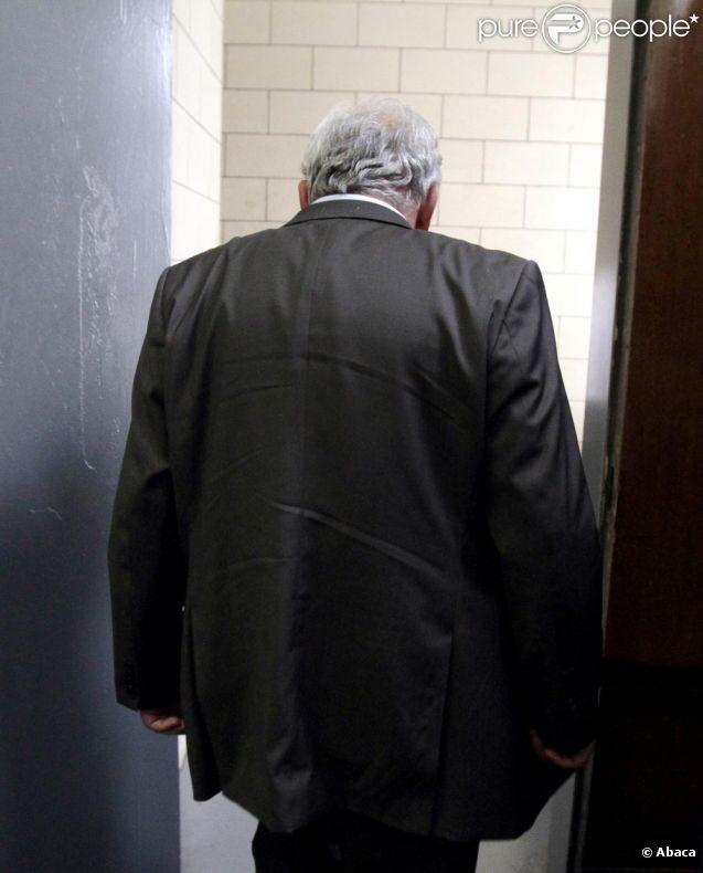 L'audience de liberté conditionnelle de DSK de jeudi 19 mai 2012 à NY