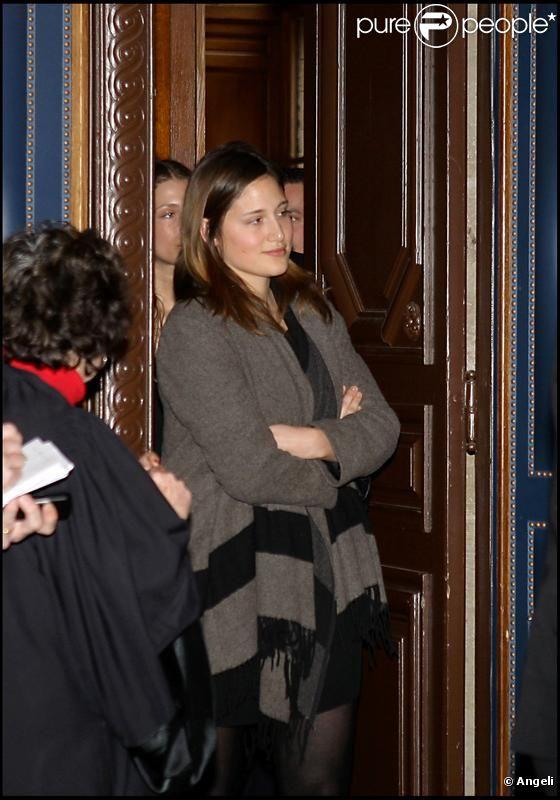 Victoire de Villepin en janvier 2010 à la sortie de la 11e ...