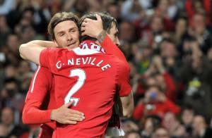 David Beckham de retour à Manchester United pour jubiler avec un vieil ami !