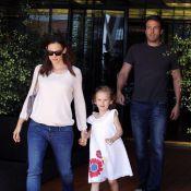Jennifer Garner, Ben Affleck et leur coquine Violet : un trio adorable !