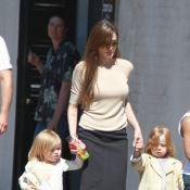 Angelina Jolie, Halle Berry, Jessica Alba... Les mamans modèles d'Hollywood !
