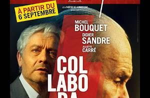 Michel Bouquet : L'immense comédien de 85 ans abandonne sa pièce de théâtre...