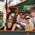 Pippa Middleton, soeur de la princesse Kate, à Roland-Garros, le 30 mai 2011.