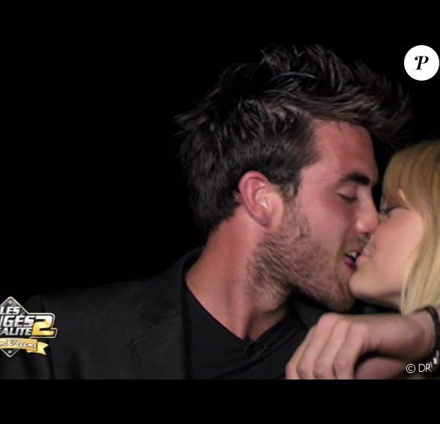 Caroline et Jonathan dans les Anges de la télé réalité Miami Dreams le mardi 31 mai 2011 sur  NRJ 12.