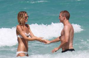 Bastian Schweinsteiger : Sa divine Sarah Brandner lui fait oublier le foot !