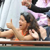 Salma Hayek : Une supportrice de choc pour Rafael Nadal !