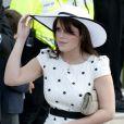 La princesse Eugenie au Derby d'Epsom, le 4 juin 2011.