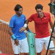 Même s'il faut un vainqueur (ce fut encore Rafael Nadal dimanche 5 juin 2011 à Roland-Garros), la belle histoire tennistique et humaine qui existe entre Rafa et Roger transcende la compétition.