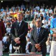 Dimanche 5 juin 2011, Rafael Nadal prenait encore l'ascendant sur son meilleur ennemi, Roger Federer, en finale de Roland-Garros, pour soulever sa sixième Coupe des Mousquetaires, en présence de Jean Gachassin et Jim Courier.