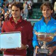 Dimanche 5 juin 2011, Rafael Nadal prenait encore l'ascendant sur son meilleur ennemi, Roger Federer, en finale de Roland-Garros, pour soulever sa sixième Coupe des Mousquetaires. Le tout sous les yeux de son clan au complet et de sa petite amie Xisca.