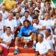 Dimanche 5 juin 2011, le Taureau de Manacor a encore frappé à Roland-Garros. Quelques heures après son 25e anniversaire, Rafael Nadal soulevait sa sixième Coupe des Mousquetaires.