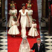 Kate Middleton : Sa parure de mariée en vedette à Buckingham !