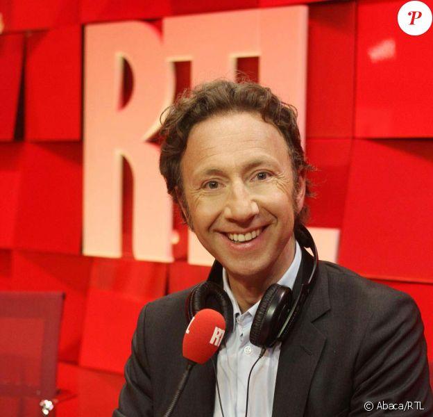 Stéphane Bern de retour chez RTL à la rentrée 2011.