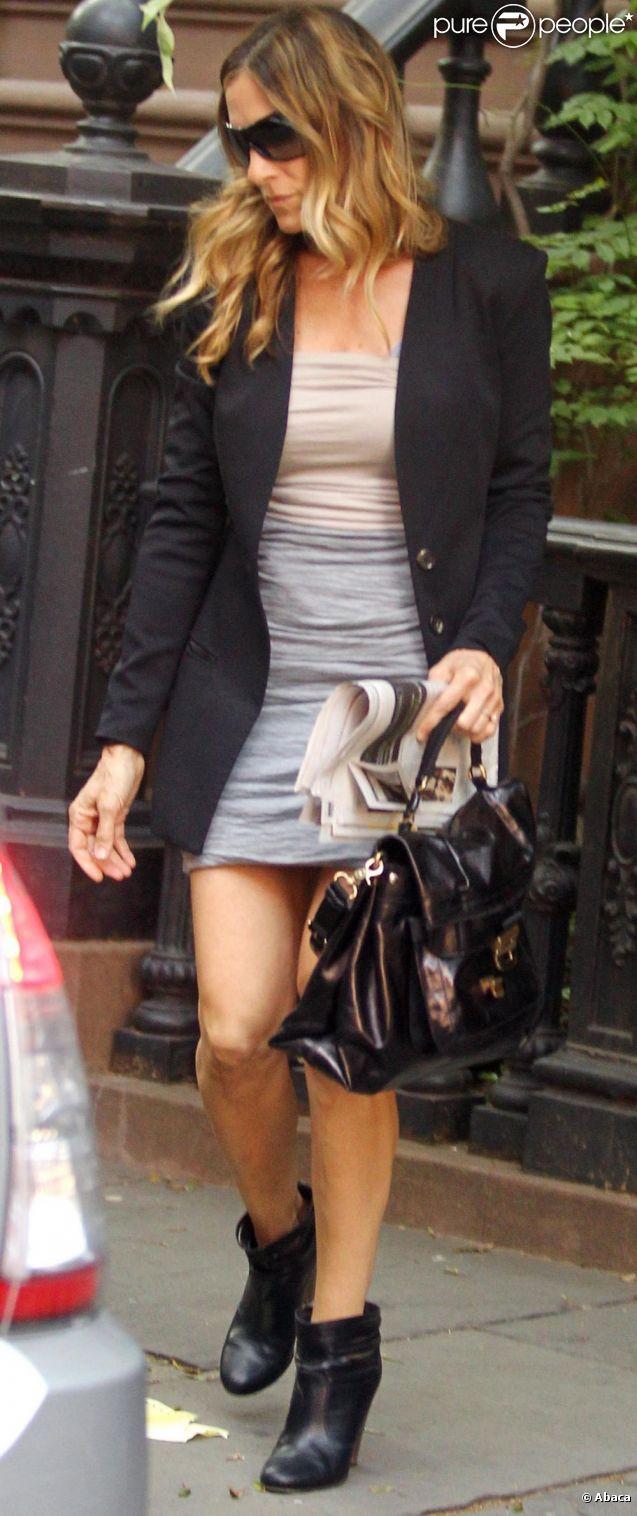 Sarah jessica parker la reine du style est ind tr nable for Hors des robes de mariage rack new york
