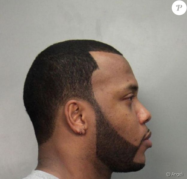 Flo Rida le jour de son arrestation !