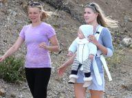 Ali Larter : Elancée et superbe en plein jogging... avec son superbe bébé !