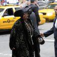 Whoopi Goldberg lors de la 65e cérémonie des Tony Awards qui s'est tenue au Jewish Community Center de New York, le 12 juin 2011.