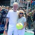 Le 13 juin 2011, à Times Square (New York), John McEnroe était l'attraction phare de la mise en vente des places pour l'US Open 2011 (fin août-début septembre).