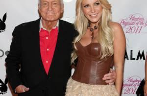 Hugh Hefner, le créateur de Playboy, annule son mariage à la dernière minute !