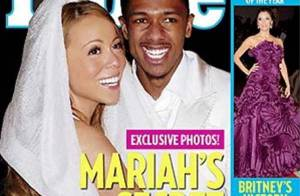 PHOTOS : Revivez le mariage de Mariah Carey et Nick Cannon