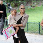 Jennifer Lopez : Une maman folle de ses jumeaux qui s'éclate au Parc Monceau
