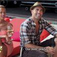 Sofiane et Julie sont admiratifs de Craig David dans les Anges de la télé-réalité 2 : Miami Dreams, le vendredi 17 juin sur NRJ 12.