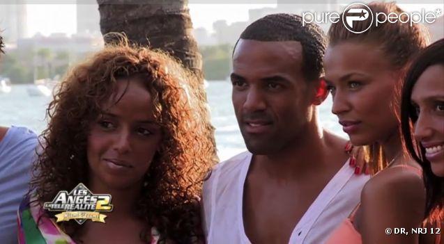 Monia et Julie se battent pour Craig David dans les Anges de la télé-réalité 2 : Miami Dreams, le vendredi 17 juin sur NRJ 12.