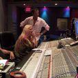Loana en studio dans les Anges de la télé-réalité 2 : Miami Dreams, le vendredi 17 juin sur NRJ 12.