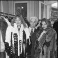 Frédéric Castet est décédé me 16 juin 2011 à l'âge de 81 ans. Il a créé le département haute fourure et prêt-à-porter fourrure chez Dior en 1968. Pari, 1981