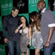 Kim et Khloé Kardashian : Ensemble, elle exhibent fièrement leurs beaux mâles