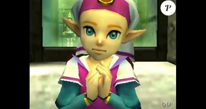 La princesse zelda du jeu vid o zelda - La princesse zelda ...